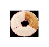 ケーキドーナッツ
