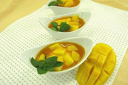 夏のマンゴームース.jpg
